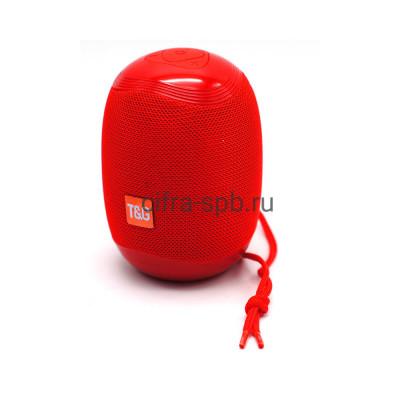 Беспроводная колонка TG-529 красный T&G купить оптом | cifra-spb.ru