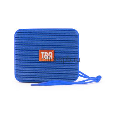 Беспроводная колонка TG-166 синий T&G купить оптом   cifra-spb.ru