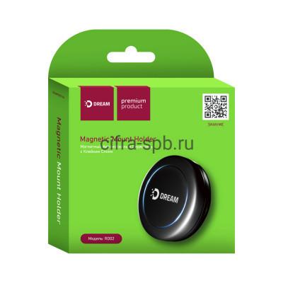 Держатель для телефона RD02 магнитный черный Dream купить оптом | cifra-spb.ru