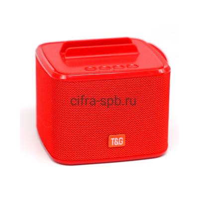 Беспроводная колонка TG-801 красный T&G купить оптом | cifra-spb.ru