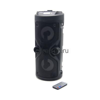 Беспроводная колонка ZQS-4209 + пульт черный купить оптом | cifra-spb.ru