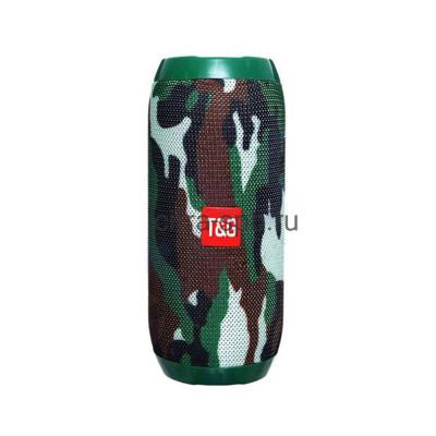 Беспроводная колонка TG-117 камуфляж T&G купить оптом | cifra-spb.ru