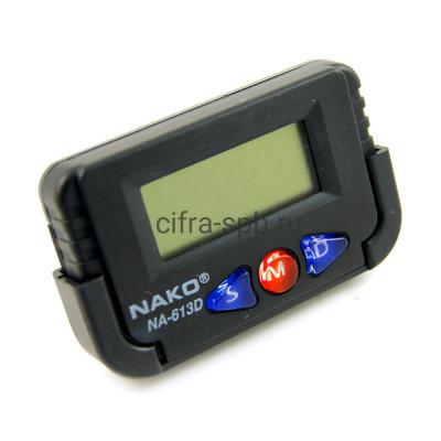 Автомобильные часы NA-613D NAKO купить оптом | cifra-spb.ru