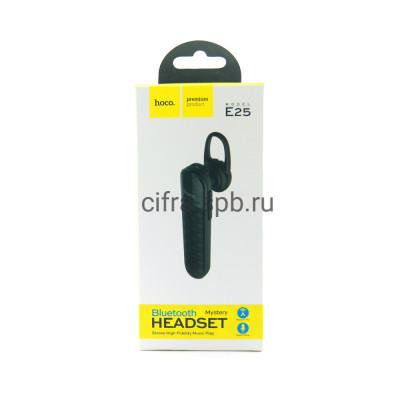 Беспроводная гарнитура E25 черный Hoco купить оптом | cifra-spb.ru