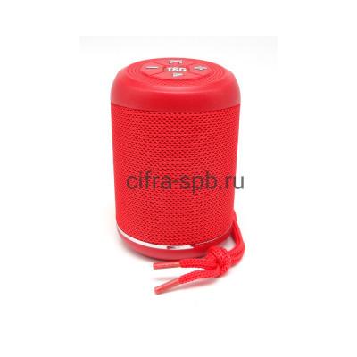 Беспроводная колонка TG-517  красный T&G купить оптом   cifra-spb.ru