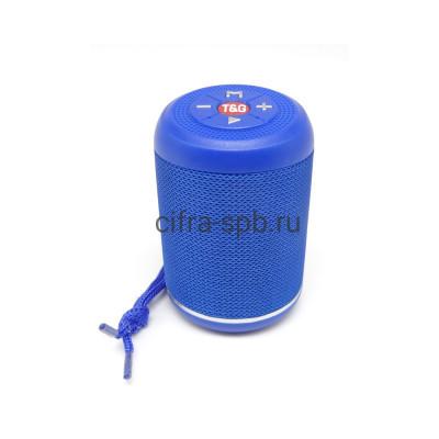Беспроводная колонка TG-517 синий T&G купить оптом | cifra-spb.ru