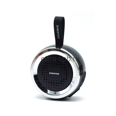 Беспроводная колонка BR2 черный Borofone купить оптом   cifra-spb.ru