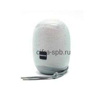 Беспроводная колонка BR6 серый Borofone купить оптом   cifra-spb.ru