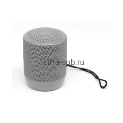 Беспроводная колонка BMW-750 серый купить оптом | cifra-spb.ru
