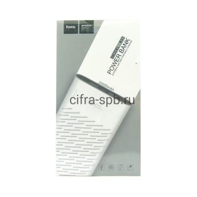 Power Bank 20000mAh B31 белый Hoco купить оптом | cifra-spb.ru
