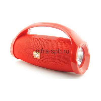 Беспроводная колонка TG-136 красный T&G купить оптом | cifra-spb.ru
