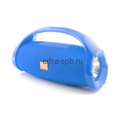 Беспроводная колонка TG-136 синий T&G купить оптом   cifra-spb.ru