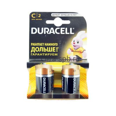 Батарейки LR14/MN1400 Duracell 2шт (цена за ед.) купить оптом | cifra-spb.ru