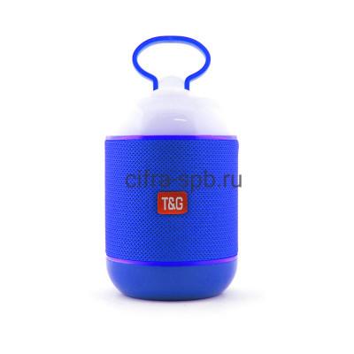 Беспроводная колонка TG-605 синий T&G купить оптом   cifra-spb.ru