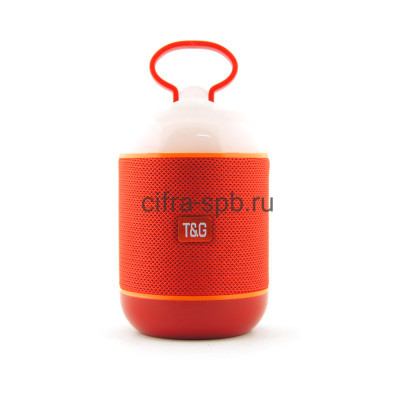 Беспроводная колонка TG-605 красный T&G купить оптом | cifra-spb.ru