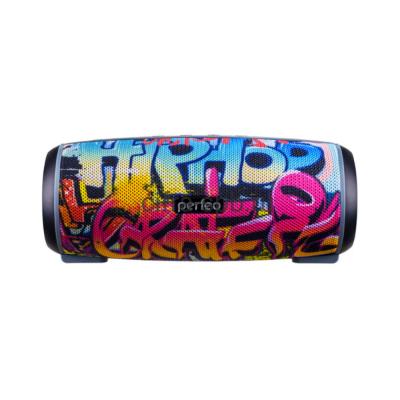 Беспроводная колонка HIP HOP (PF_A4336) граффити Perfeo купить оптом | cifra-spb.ru