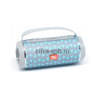 Беспроводная колонка TG-116C с ручкой c принтом 3 T&G купить оптом | cifra-spb.ru