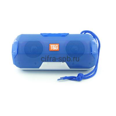 Беспроводная колонка TG-143 синий T&G купить оптом | cifra-spb.ru