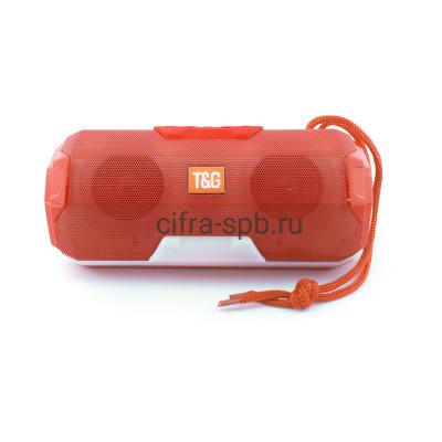 Беспроводная колонка TG-143 красный T&G купить оптом | cifra-spb.ru