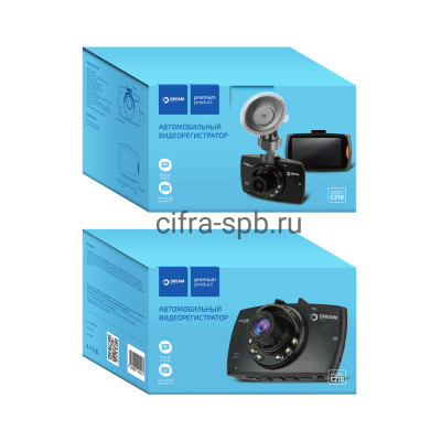 Видеорегистратор C218 (960p, 30 fps, угол обзора 90, AVI) черный Dream купить оптом   cifra-spb.ru