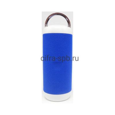 Беспроводная колонка M118 синий с подсветкой купить оптом | cifra-spb.ru