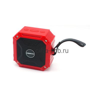Беспроводная колонка BP6 красный Borofone купить оптом | cifra-spb.ru