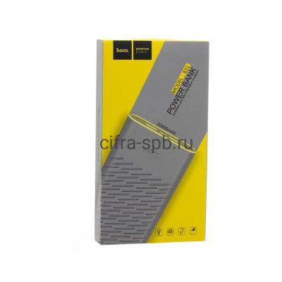 Power Bank 20000mAh B31 серый Hoco купить оптом | cifra-spb.ru