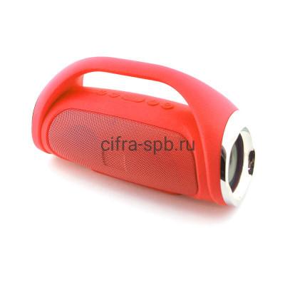 Беспроводная колонка BOOMBOX K836 (M836) красный купить оптом | cifra-spb.ru