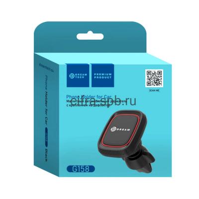 Держатель для телефона DRM-G158-01 черный Dream купить оптом   cifra-spb.ru
