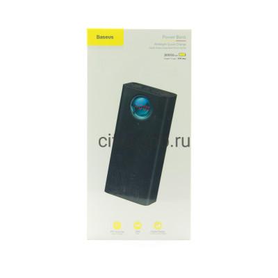 Power Bank 30000mAh 33W QC3.0A PPLG-01 черный Baseus купить оптом | cifra-spb.ru