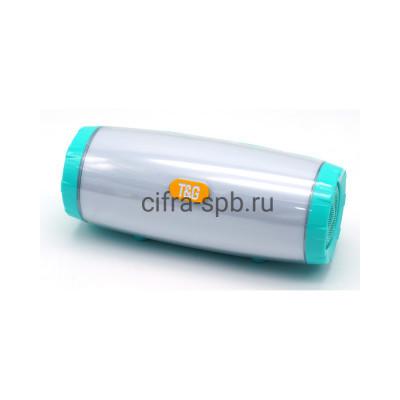 Беспроводная колонка TG-165C бирюзовый T&G купить оптом | cifra-spb.ru