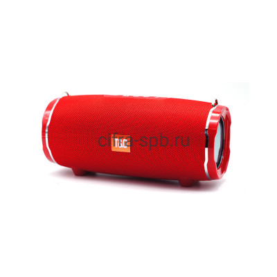 Беспроводная колонка TG-187 красный T&G купить оптом | cifra-spb.ru