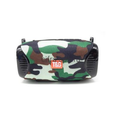 Беспроводная колонка TG-532 камуфляж T&G купить оптом | cifra-spb.ru