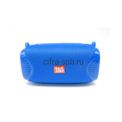Беспроводная колонка TG-532 синий T&G купить оптом | cifra-spb.ru