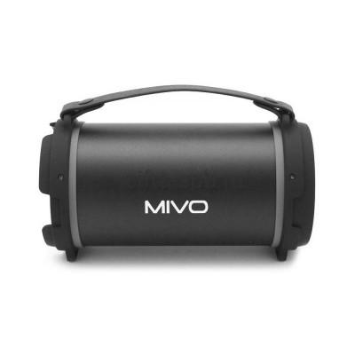 Беспроводная колонка M05 черно-серый Mivo купить оптом | cifra-spb.ru
