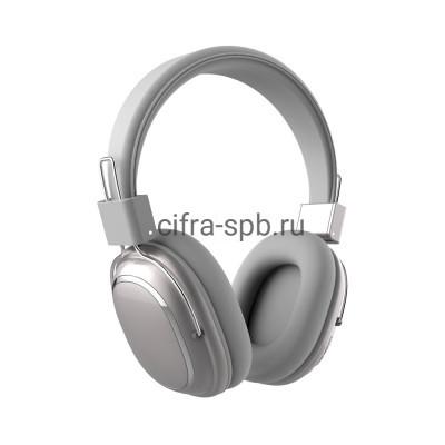 Беспроводные наушники SD-1004 с микрофоном полноразмерные серый Sodo купить оптом | cifra-spb.ru