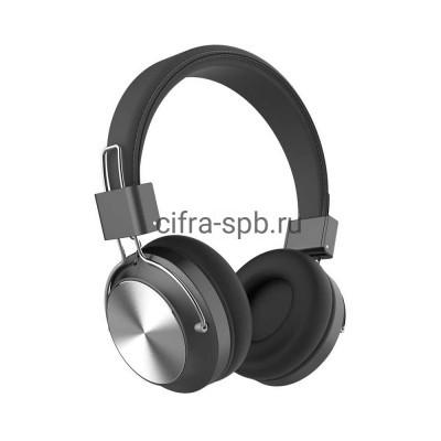 Беспроводные наушники SD-1001 с микрофоном полноразмерные темно-серый Sodo купить оптом | cifra-spb.ru