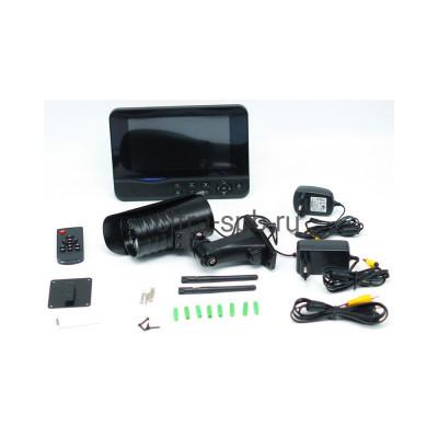 Беспроводной набор видеонаблюдения 8107 JM на 1 камеру купить оптом | cifra-spb.ru
