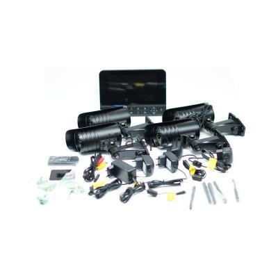 Беспроводной набор видеонаблюдения 8107 JM4  на 4 камеры купить оптом | cifra-spb.ru