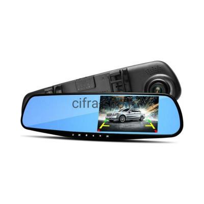 Видеорегистратор DVR-OST в зеркале купить оптом | cifra-spb.ru