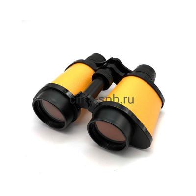 Бинокль 8*30 пластик желтый Sben Bei купить оптом   cifra-spb.ru