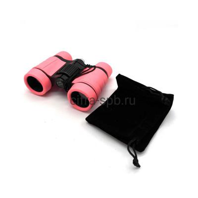Бинокль SQ 5*30 + чехол розовый NGY купить оптом | cifra-spb.ru