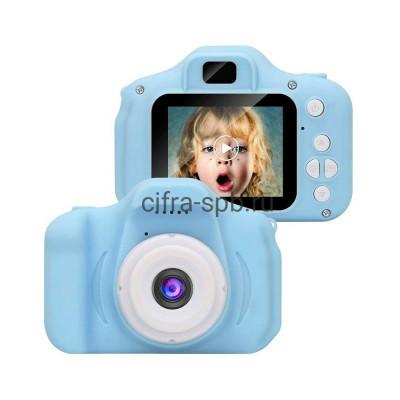 Детский фотоаппарат D600 голубой купить оптом | cifra-spb.ru