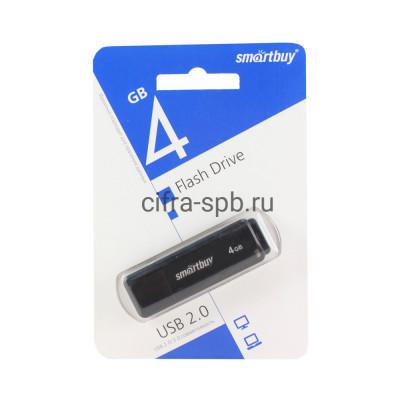 USB накопитель 4GB LM05 черный Smartbuy купить оптом | cifra-spb.ru