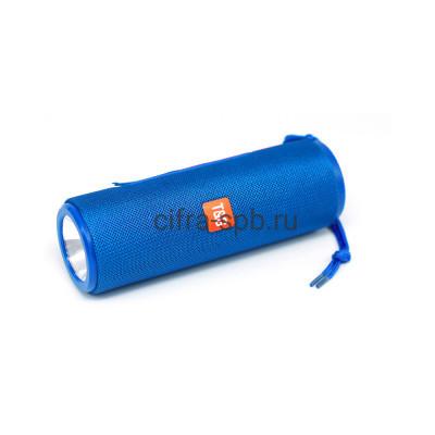 Беспроводная колонка TG-604 + фонарь синий T&G купить оптом | cifra-spb.ru