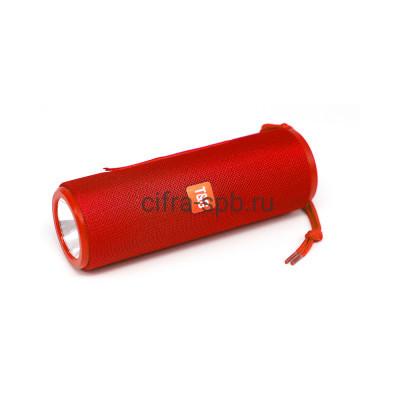 Беспроводная колонка TG-604 + фонарь красный T&G купить оптом   cifra-spb.ru
