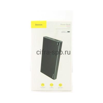 Power Bank 10000mAh PPALL-QK1G черный Baseus купить оптом   cifra-spb.ru