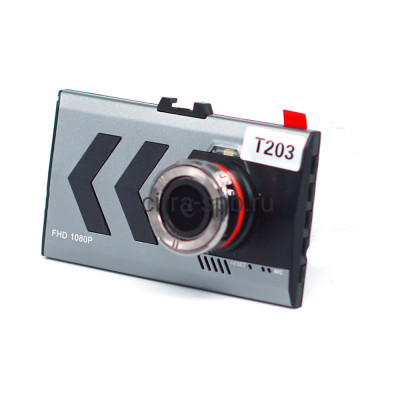 Автомобильный видеорегистратор DVR-T203 купить оптом   cifra-spb.ru