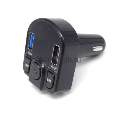 FM-модулятор 2USB BT X23 3.1A купить оптом | cifra-spb.ru