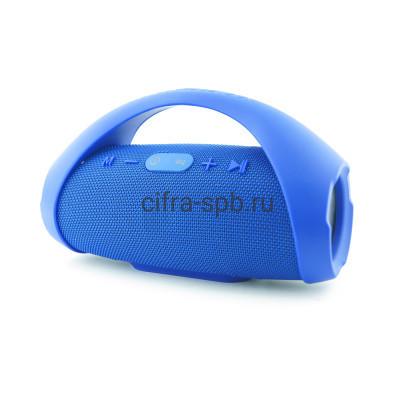 Беспроводная колонка Boombox E10 синий купить оптом | cifra-spb.ru